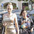 Kylie Jenner est allé déjeuner chez Sugarfish Sushi à Calabasas. Le 7 octobre 2016