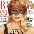Gwyneth Paltrow en couverture de Harper's Bazaar.