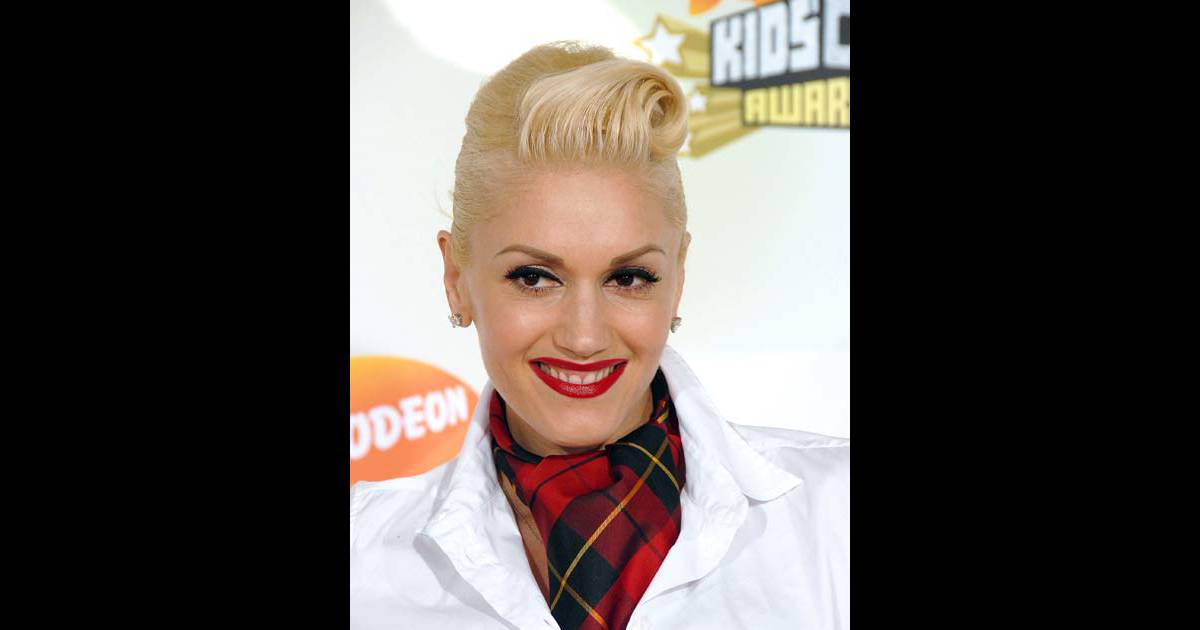 gwen stefani. Black Bedroom Furniture Sets. Home Design Ideas