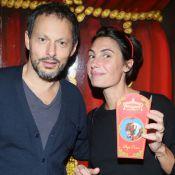 Alessandra Sublet et Marc-Olivier Fogiel surpris par les Bouglione