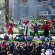 Illustration - Halloween à Disneyland Paris du 1er octobre au 2 novembre 2016.