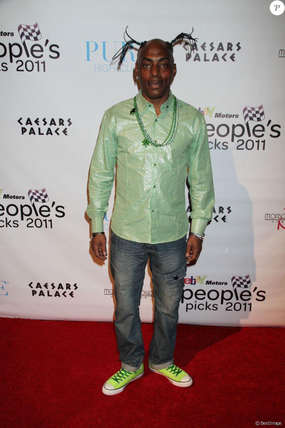 Coolio assiste au 3eme évènement Ebay Motors RPM au Pure Nightclub du Caesars Palace Hotel de Las Vegas le 1er novembre 2011.