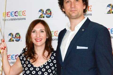 """Éric Antoine fou amoureux de Calista : """"Elle n'est pas dans mon ombre"""""""