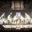 Justin Bieber en concert au Tele2 Arena à Stockholm en Suède le 29 septembre 2016.