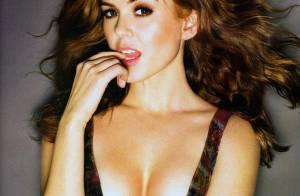PHOTOS : La superbe Isla Fisher... plus sexy que jamais avec son décolleté d'anthologie !