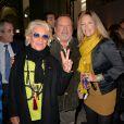 Véronique de Villèle et Caroline Faindt - Soirée d'inauguration de la FIAC 2016 (Foire Internationale d'Art Contemporain) organisé par Orange au Grand Palais à Paris, France, le 19 octobre 2016. © Veeren/Bestimage19/10/2016 - Paris