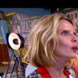 """Sylvie Tellier dans """"Danse avec les stars 7"""" le 22 octobre 2016 sur TF1."""