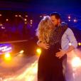 """Valérie Damidot dans """"Danse avec les stars 5"""" sur TF1 le 22 octobre 2016."""