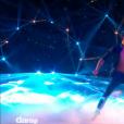 """Caroline Receveur dans """"Danse avec les stars 7"""" sur TF1, le 22 octobre 2016."""