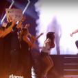 """Florent Mothe dans """"Danse avec les stars 7"""" sur TF1 le 22 octobre 2016."""