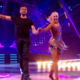 """Olivier Minne dans """"Danse avec les stars 7"""" sur TF1, le 22 octobre 2016."""
