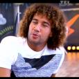 """Laurent Maistret dans """"Danse avec les stars 7"""" sur TF1 le 22 octobre 2016."""
