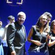 Marc Ladreit de Lacharrière - Soirée du 10e anniversaire de la Fondation Culture & Diversité à la Salle Pleyel à Paris le 3 octobre 2016. © Dominique Jacovides/Bestimage