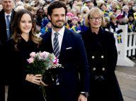 Sofia, superbe, et Carl Philip de Suède : Intense visite pour les jeunes parents