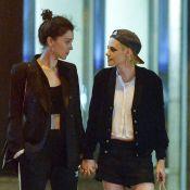Kristen Stewart et St. Vincent : Baiser amoureux et gestes tendres !