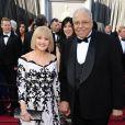 James Earl Jones, Cecilia Hart aux Annual Academy Awards le 26 février 2012.