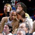 Thierry Henry et son ex-petite amie Nicole Merry
