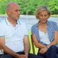 """Didier et Nathalie - """"L'amour est dans le pré 2016"""", première partie du bilan sur M6. Le 24 octobre 2016."""