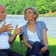 """Nathalie et Didier - """"L'amour est dans le pré 2016"""", première partie du bilan sur M6. Le 24 octobre 2016."""