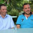 """Eric et Benoît - """"L'amour est dans le pré 2016"""", première partie du bilan sur M6. Le 24 octobre 2016."""