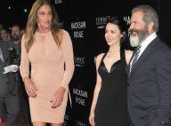 Mel Gibson et sa jeune amoureuse Rosalind, enceinte, face à Caitlyn Jenner