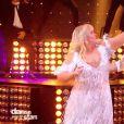 """Valérie Damidot et Christian Millette - """"Danse avec les stars 7"""" sur TF1. Le 29 octobre 2016."""