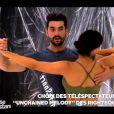 """Florent Mothe et Candice Pascal - """"Danse avec les stars 7"""" sur TF1. Le 29 octobre 2016."""