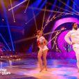 """Artus et Marie Denigot - """"Danse avec les stars 7"""" sur TF1. Le 29 octobre 2016."""