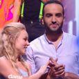 """Kamel le magicien est éliminé - """"Danse avec les stars 7"""" sur TF1. Le 29 octobre 2016."""
