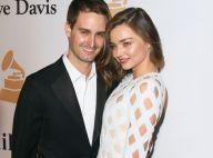 Miranda Kerr fiancée : Le top révèle la date de son mariage avec Evan Spiegel...