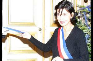 PHOTOS EXCLUSIVES : Découvrez Rachida Dati bien ronde en mode... maire !