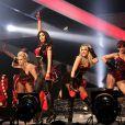 Les Pussycat Dolls avec Nicole Scherzinger