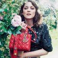 Marion Cotillard - Nouvelle campagne Lady Dior par Christian Dior. Photo par Craig McDean.