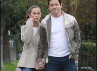 PHOTOS EXCLUSIVES : Week-end en amoureux pour la belle Jennifer Love Hewitt !