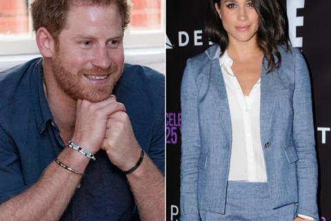 Le prince Harry et Meghan Markle amoureux ? Il l'a harcelée pour l'avoir...