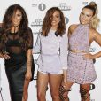 "Leigh Anne Pinnock, Jesy Nelson, Jade Thirlwall, Perrie Edwards (Little Mix) à la Soirée ""BBC Radio 1's Teen Awards"" à Londres. Le 23 octobre 2016"