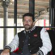 Patrick Bruel - Winamax Poker Tour, le plus grand tournoi de poker gratuit d'Europe à la Grande Halle de la Villette à Paris le 5 novembre 2016. La sixième édition du plus grand championnat de poker de France débute à Paris le week-end du 5/6 novembre : 2 000 joueurs seront réunis sous le toit de la Grande Halle de la Villette pour le coup d'envoi du Winamax Poker Tour, édition 2016/2017 ! © Pierre Perusseau/Bestimage05/11/2016 - Paris