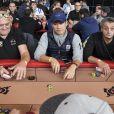 Frédéric Chau - Winamax Poker Tour, le plus grand tournoi de poker gratuit d'Europe à la Grande Halle de la Villette à Paris le 5 novembre 2016. La sixième édition du plus grand championnat de poker de France débute à Paris le week-end du 5/6 novembre : 2 000 joueurs seront réunis sous le toit de la Grande Halle de la Villette pour le coup d'envoi du Winamax Poker Tour, édition 2016/2017 ! © Pierre Perusseau/Bestimage05/11/2016 - Paris