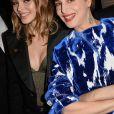 """Exclusif - Lily-Rose Depp et Amira Casar - Avant-première du film """"Planetarium"""" au Grand Rex à Paris, France, le 08 novembre 2016. © Veeren/Bestimage"""