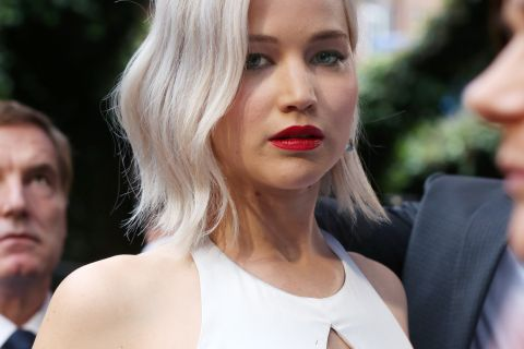 Jennifer Lawrence, son chéri et les élections : La photo qui rend fou Internet