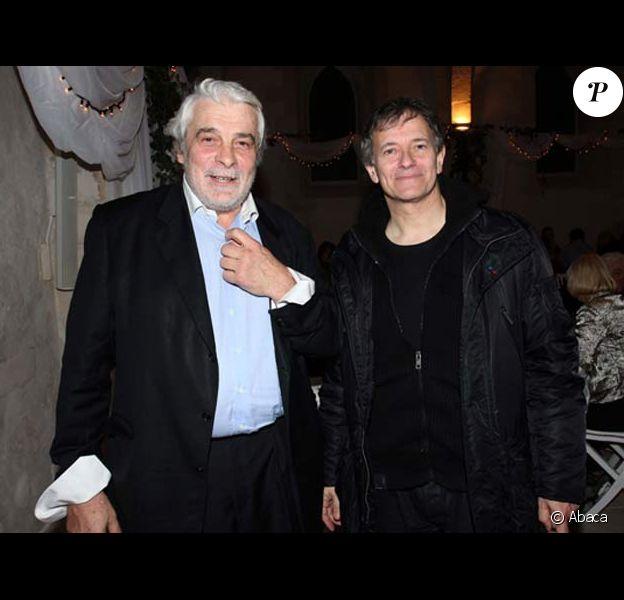Jacques Weber et Francis Huster