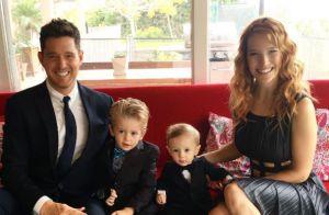 Michael Bublé, son fils de 3 ans atteint d'un cancer : Des nouvelles de Noah...