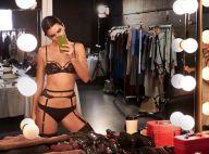Kendall Jenner en sous-vêtements : Top model irrésistible pour La Perla
