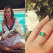 Angela Kinsey (The Office) : Les photos de son mariage avec Joshua Snyder