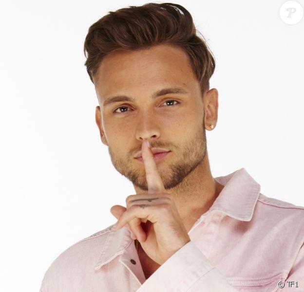 Bastien, candidat de Secret Story 10.