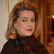 Catherine Deneuve : Présidente des Globes de Cristal !