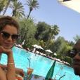 Blaise Matuidi et sa compagne Isabelle Malice posent ensemble sur Instagram.