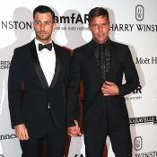 Ricky Martin s'est fiancé avec le beau Jwan Yosef !