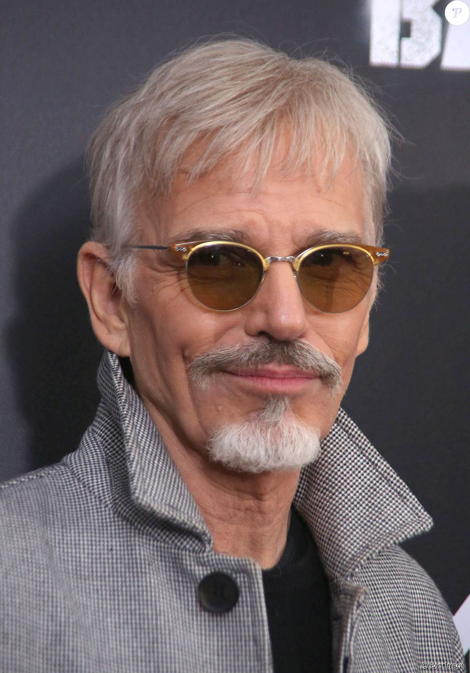 Billy Bob Thornton à la première de ''Bad Santa 2'' à New York, le 15 novembre 2016 © Sonia Moskowitz/Globe Photos via Zuma/Bestimage