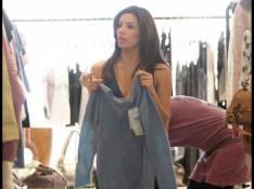 PHOTOS : Eva Longoria fait son shopping... à la française !